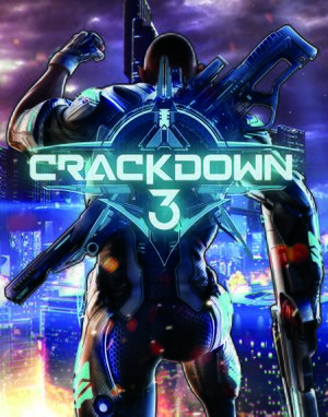Crackdown 3 cover