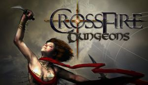 Crossfire: Dungeons cover
