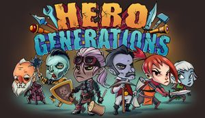 Hero Generations cover