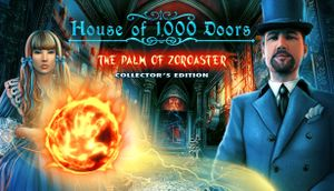 House of 1000 Doors: The Palm of Zoroaster cover
