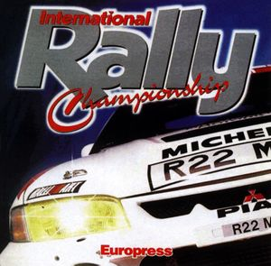 International Rally Championship cover