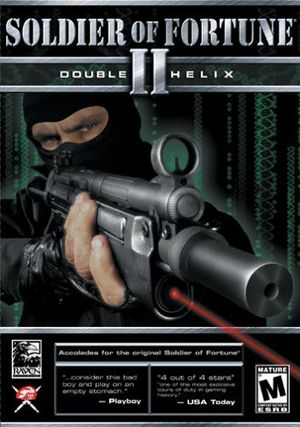 Soldier of Fortune II: Double Helix cover