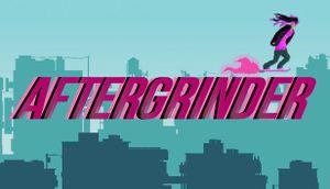 Aftergrinder cover