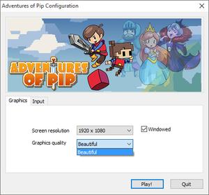 Adventures of Pip - PCGamingWiki PCGW - bugs, fixes, crashes, mods