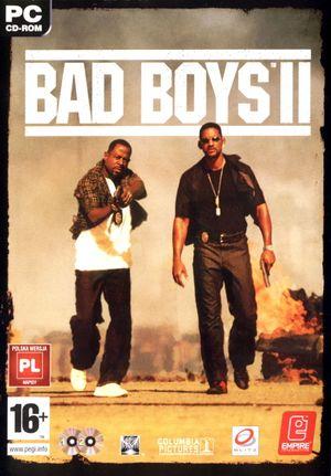 Bad Boys: Miami Takedown cover