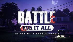 Battle For It All cover