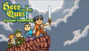 Hero Quest: Tower Conflict cover
