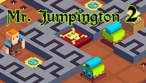 Mr. Jumpington 2 cover