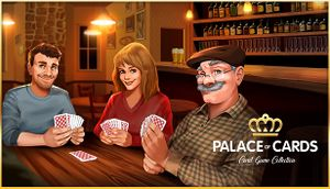 Palace of Cards cover