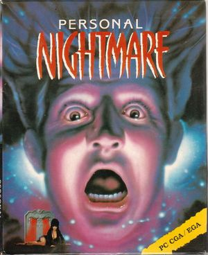 Personal Nightmare cover