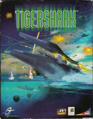 Tigershark cover