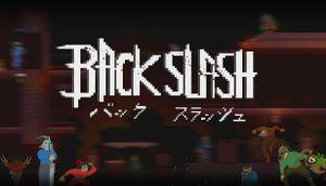 BackSlash cover