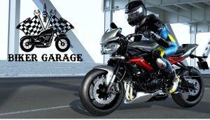 Biker Garage cover