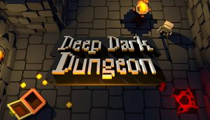 Deep Dark Dungeon cover