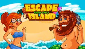Escape From Cozy Island cover
