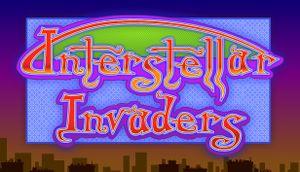 Interstellar Invaders cover