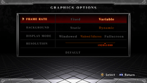 The King of Fighters XIII - PCGamingWiki PCGW - bugs, fixes, crashes