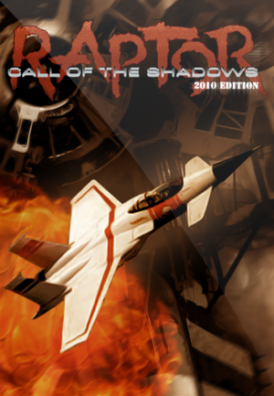 Raptor: Call of the Shadows 2010 Edition cover