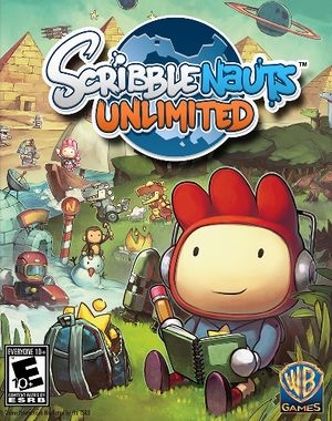 Scribblenauts Unlimited - PCGamingWiki PCGW - bugs, fixes