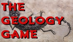 The Geology Game cover