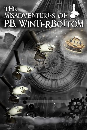 The Misadventures of P.B. Winterbottom cover