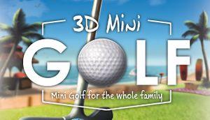3D MiniGolf cover