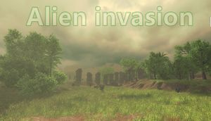 Alien invasion cover