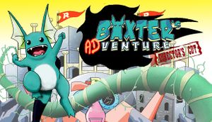 Baxter's Venture: Director's Cut cover