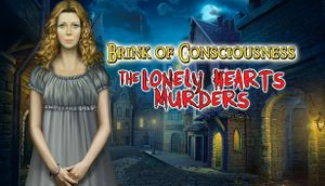 Brink of Consciousness: The Lonely Hearts Murders cover