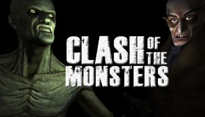 Clash of the Monsters cover