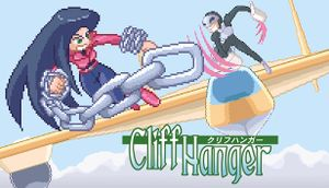 Cliff Hanger cover