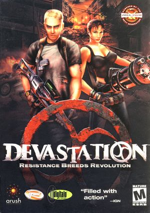 Devastation cover