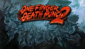 one finger death punch 2 co op