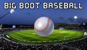 Big Boot Baseball cover