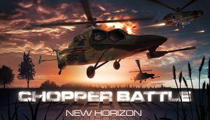 Chopper Battle New Horizon cover