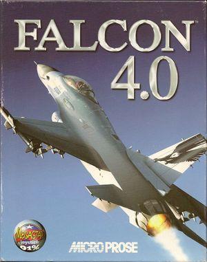 Falcon 4.0 cover