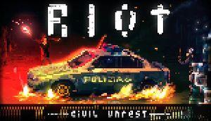 Riot: Civil Unrest cover