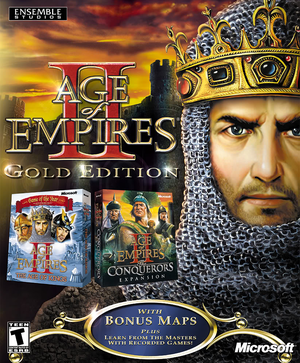 Age of Empires II: The Age of Kings cover