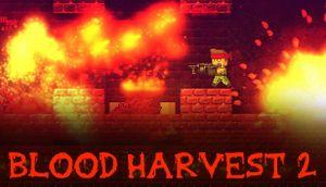 Blood Harvest 2 cover