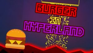 Burger in Hyperland cover