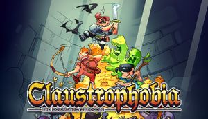 Claustrophobia: The Downward Struggle cover