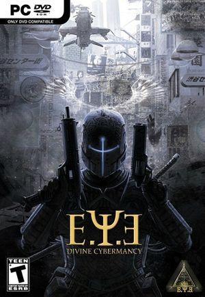 E.Y.E: Divine Cybermancy cover