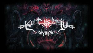 Kult of Ktulu: Olympic cover