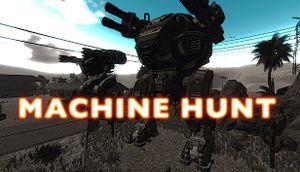 Machine Hunt cover