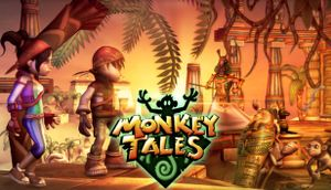 Monkey Tales cover
