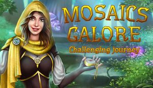 Mosaics Galore: Challenging Journey cover
