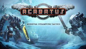 Acaratus cover