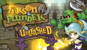 Arson and Plunder: Unleashed cover