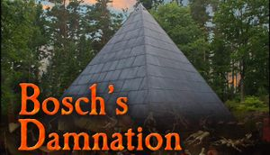 Bosch's Damnation cover