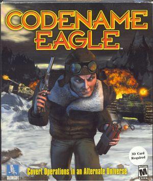 Codename: Eagle cover